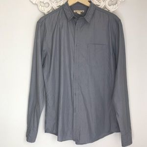 John varvatos long sleeve button front shirt